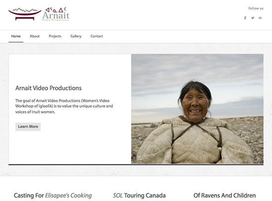 Site Web-http://www.arnaitvideo.ca