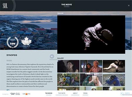 Site Web-http://www.soldocumentary.com